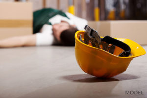 Man Passed Out Due to Accident At Work